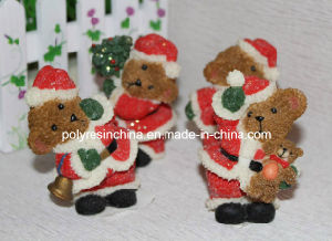 Christmas Ornament Bear for Decoration Gifts pictures & photos