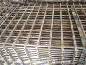 Construction 6X6 Welded Wire Mesh Reinforcement pictures & photos