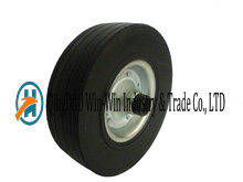 9 Inch Solid Rubber Wheel pictures & photos