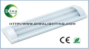 T8 Fluorescent Lighting Fixture with Prismatic Cover, Dust Proof, Dw-T8CF pictures & photos
