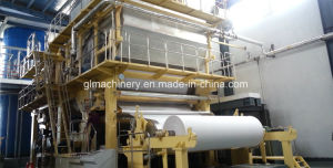 Automatic Single Dryer Cylinder Toilet Paper Tissue Paper Making Machine pictures & photos