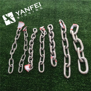 DIN763 Stainless Steel Link Chain pictures & photos
