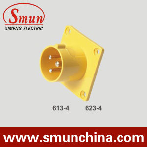 Wall Mounting Plug 16A 32A Implement Plug pictures & photos