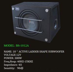 BS-1012A High Power Output Ladder Shape Subwoofer (BS-1012A)