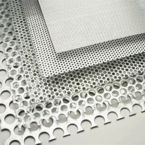 Perforated Metal Sheet as Enclosures, Partitions, Sign Panels, Guards, Screens pictures & photos