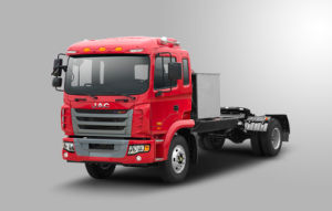 JAC 400HP 4X2 Tractor Truck pictures & photos