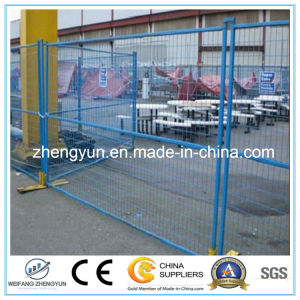 6FT X 10FT Weld Mesh 2′′x4′′ Temporary Construction Fence pictures & photos