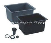 High Quality PP Big Lab Sink (JH-PP002) pictures & photos