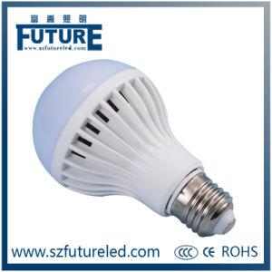 7W SMD2835 E27/B22/E14 High Power LED/LED Light Bulb pictures & photos