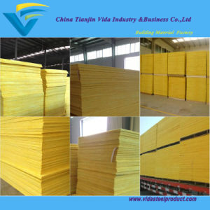 Firber Glass Wool Board with Excellent Quality pictures & photos