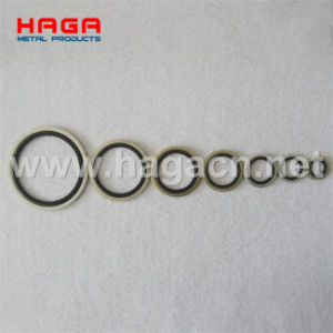 Rubber Metal Washer Self Centering Hydraulic Seal pictures & photos