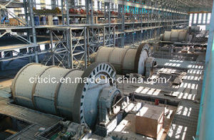 Ball Mills Self-Grinding and Semi Self Grinding pictures & photos