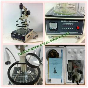 Gd-2801g Petroleum Waxes Needle Penetration Penetrometer ASTM D1321 pictures & photos