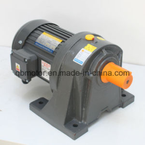 3.7kw Shaft Dia. 40mm Geared Motor 3-Phase Small AC Gear Reducer pictures & photos
