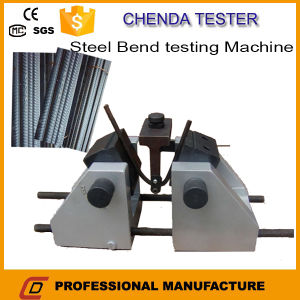 Steel Bending Testing Machine pictures & photos