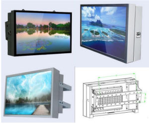 32 Inch Wall Hanging Outdoor Advertising Machine pictures & photos