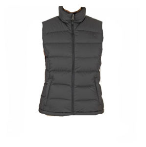 Bodywarmer Winter Quilt Cotton Men Waistcoat Vest pictures & photos