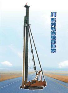 Crawler Pile Frame (JU90)