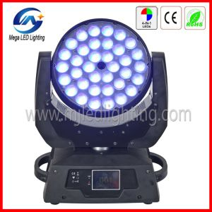 Quad Moving Head Light 10W RGBW LED Uplights