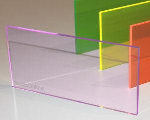 China Clear Colored Plexiglass Sheet HST 01 China Acrylic