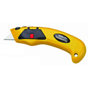 Professional Cutter Knife with Safety Lock System pictures & photos