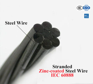 Zinc Coated Steel Wire, Galvanized Steel Wire, Stay Wire, Guy Wire pictures & photos