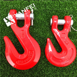 Alloy Steel Grade80&Grade 70 Clevis Grab Hook pictures & photos