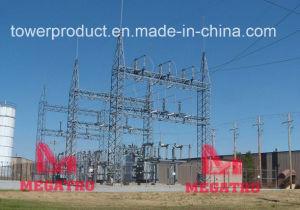Megatro 138kv-12kv Substation Framework (MGS-SF138) pictures & photos