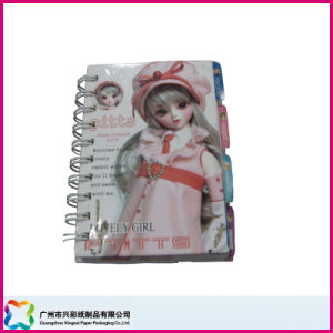 Spiral Notebook with Tabs (xc-6-007) pictures & photos