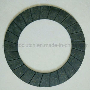 Cheap Price Non Asbestos Clutch Facing 250X155X3.5mm pictures & photos