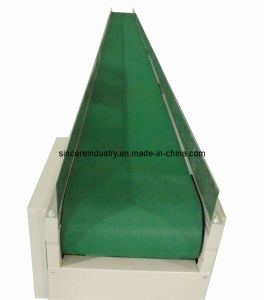 Flat Belt Conveyor for Plastic Industry pictures & photos
