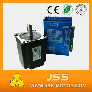 NEMA 34 Closed-Loop Hybrid Servo Stepper Motor with Encoder pictures & photos