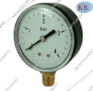 Industrial Standard Plastic Case Dry Pressure Gauge Manometer pictures & photos