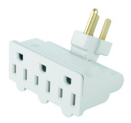 La-02 3 Outlets Swivel Current Tap