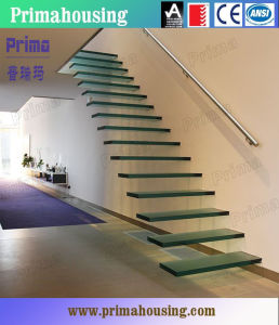 Stairs Design Winding Staircase Floating Staircase Pr-L06 pictures & photos