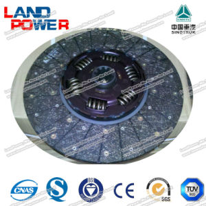 Clutch Disc for HOWO Truck/Sinotruck Clutch Disc