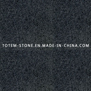 Polished Natural Stone Black Granite for Flooring Tile, Slab, Countertop pictures & photos