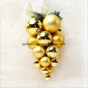 Special Styling Christmas Balls Decoration for Christmas Tree pictures & photos