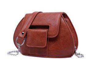 Bag Manufactory Designer Handbags Ladies Solid Color Shoulder Bags (LDO-01654) pictures & photos