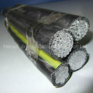 Overhead Aluminum Conductor XLPE Insulation LV ABC Cable pictures & photos