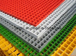 FRP GRP Fiberglass Molded Gratings/Grates/Grille pictures & photos