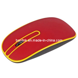 Fashionable Slim 2.4 Wireless Mouse