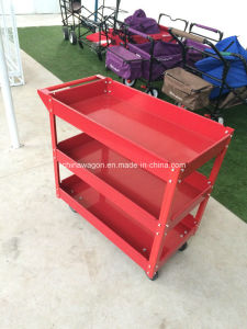 China 3 Layers Service Cart pictures & photos