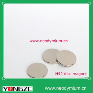 N42 Disc Magnet