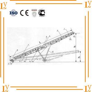 Psj Series Belt Conveyor for Grain Transportation pictures & photos