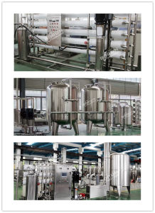 Automatic Integrated Drinking Water Purifying Machine pictures & photos