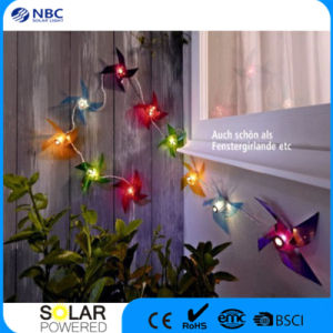 16 (D) X16 (H) Cm Size Solar String LED Lantern pictures & photos