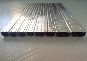 Hollow Glass Bendable Aluminum Bar Equipment for Window/Aluminum Spacer Bar pictures & photos