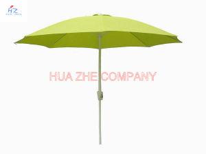 10FT Fiber Glass Parasol with Crank Outdoor Garden Umbrella pictures & photos