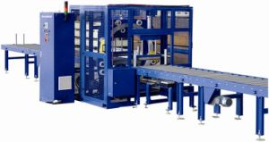 Horizontal Stretch Wrapping Machine pictures & photos